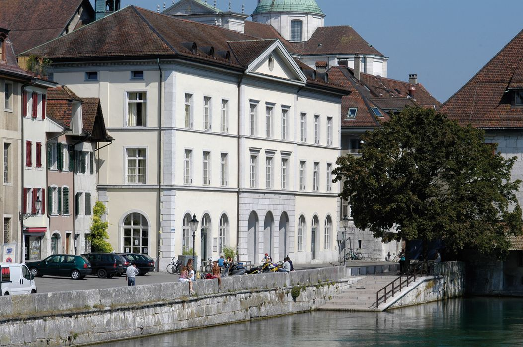 Exterior view and building Solothurn Youth Hostel